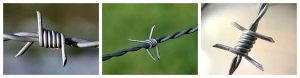 PVC Coated/Galvanized Barbed Wire pictures & photos