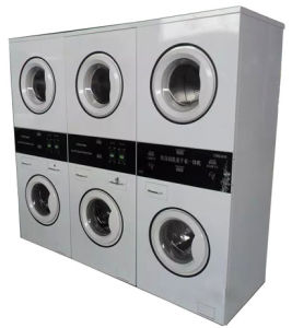 10 Kg Self-Service Commercial Washing and Drying Machine