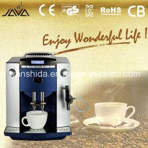 Java Auto Coffee Machine Made in China ABS Housing Material