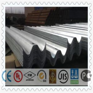 Anti-Rust Metallic Galvanized W Beam for Highway Guardrail pictures & photos