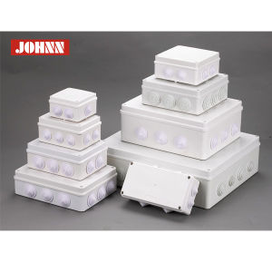 2014 Electrical Junction Box Waterproof Box with CE pictures & photos