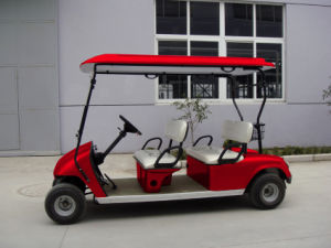 4-Seater Electric Golf Buggy pictures & photos