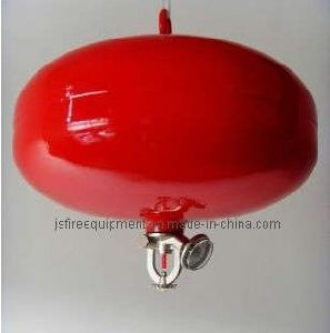 6kg Automatic Hanging Fire Extinguisher (XZFTB6)