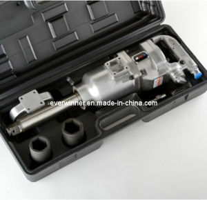 "1"" Air Impact Wrench Gun Long Shank Heavy Duty Commercial Truck Mechanics +Case pictures & photos"