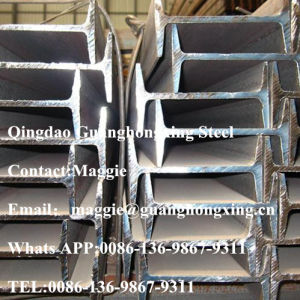 45#a, 45#B, 56#a, 56#B, 63#a, 63#B, Hot Rolled, Steel I Beam pictures & photos