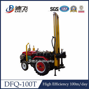 Mobile Tractor Mounted Water Drilling Rig pictures & photos