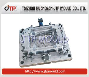 Widely Use Collapsible Plastic Injection Crate Mould pictures & photos