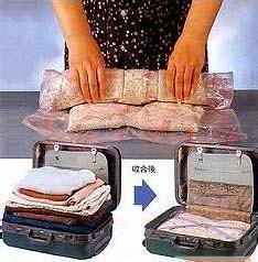 Vacuum Storage Roll-up Bag