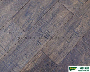 Handscraped Walnut Engineered Flooring (TG-WH-01)