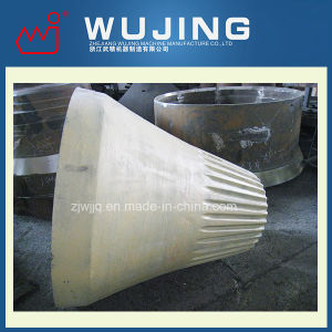 Mining Equipment High Manganese Steel Casting Mantle and Concave
