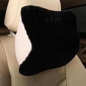 Genuine Australian Sheepskin Car Neck Support Pillow Headrest pictures & photos