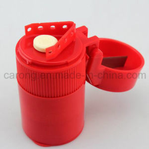 Plastic Medical Pill Crusher and Pill Container pictures & photos