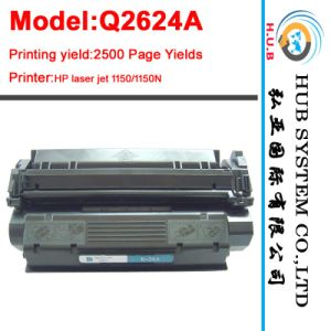OEM Laser Toner Cartridge for HP 2624A/C3906A Printer Cartridges pictures & photos
