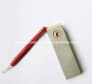 China national grade natural graphtie carbon Brush NCC634 for Industry pictures & photos