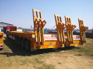Manufacturer Tongya Best-Selling Heavy-Load Lowbed Semi Trailer pictures & photos