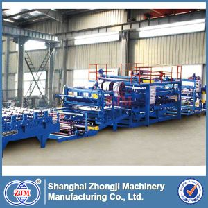 Zhongji EPS Sandwich Panel Machine (CE) pictures & photos