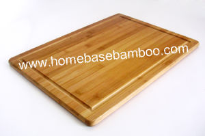 Bamboo Chopping Cutting Board Hb2231 pictures & photos