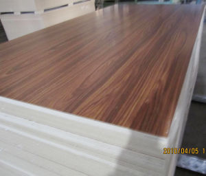High Glossy Laminated MDF Board for Kitchen (12mm, 18mm, 25mm)