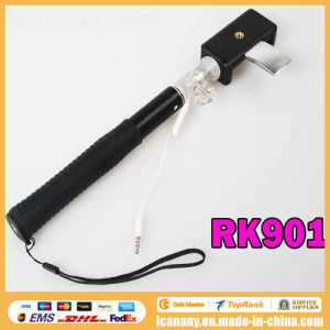 2015 Wholesale Wired Monopod for Selfie Stick Mini Monopod (RK901) pictures & photos