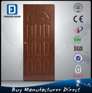 Fangda Poland Security Door for Your Favor pictures & photos