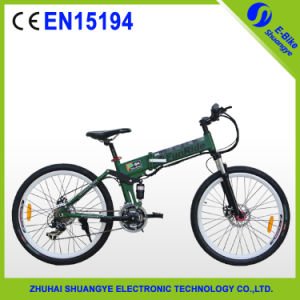 """36V 250W Brushless Motor 26"""" Electric Mountain Bike pictures & photos"""