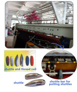 Yuxing Shuttle Type Quilting Machine Multi-Needle Lock Stitch pictures & photos