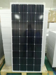160W Mono Solar Panel for Street Light pictures & photos