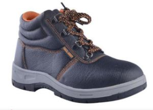 Cheap Price Safety Shoes (PU upper+PVC sole) pictures & photos