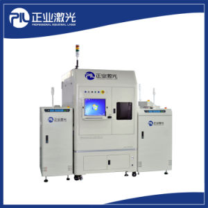 PCB Automatic Barcode Laser Marking Machine (PCB-0404) pictures & photos