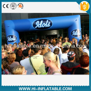Custom Made Inflatable Entrance / Entry Arch, Inflatable Advertising Arch, Inflatable Gate Arch No. 12403 for Sale