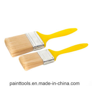 Beavertail Paint Brush with Plastic Handle B033 pictures & photos