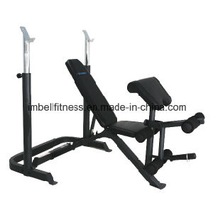 Multi Gym Quipment/Deluxe MID Size Multi-Purpose Weight Bench/Fitness Equipment