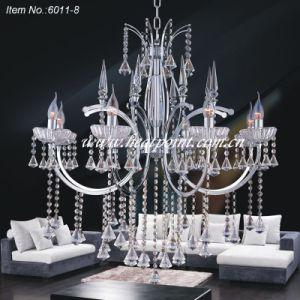 Lamp/ K9 Crystal (HP6011-8)