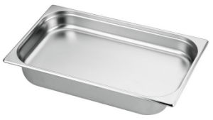 Stainless Steel Gastronom Pans Stainlesss Steel Gn Pan (1/1X100) pictures & photos