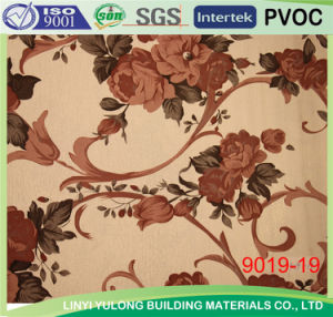 Good Quality Paper Faced Gypsum Ceiling Board Many Beautifull Patterns pictures & photos