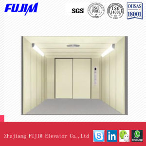 Competitive Price Freight Elevator with Machine Roomless pictures & photos