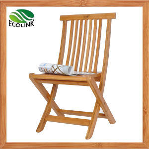 Modern Design Bamboo Outdoor Folded Chair / Folding Chair pictures & photos