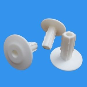 Single Coaxial Cable Wall Bushing pictures & photos