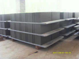 Concrete Block Machine Pallet/Block Pallet/PVC Pallet