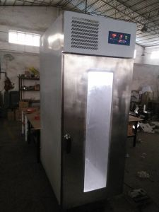 Commercial Proofer Steamer Prover for Bread Fermentation with Refrigerator pictures & photos