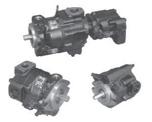 Variable Displacement Parker Piston Pumps pictures & photos