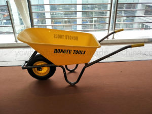 Plastic Tray Good Quality Wheelbarrow pictures & photos