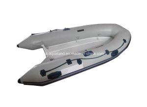 Aqualand 9feet 3m Rigid Inflatable Motor Boat /Rib Fishing Boat (RIB270) pictures & photos