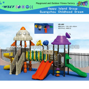 Middle Size Outer Space Playground Outdoor Commercial Playground (HD-602) pictures & photos