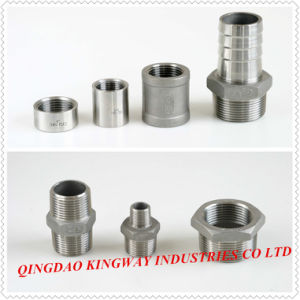 Stainless Steel Bushing, Threaded, Reduced, Hexagon pictures & photos