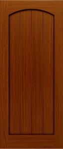 Morden Solid Wood Enterior Door pictures & photos