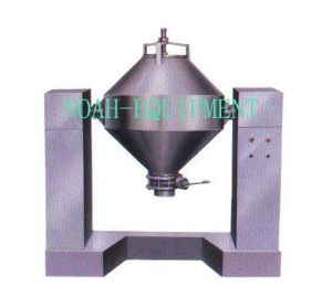 Double Cone Mixer Machine (W-1500) pictures & photos