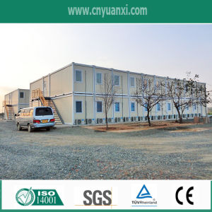 CE Certificated 20ft Office Container for Germany Project (1503242)