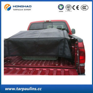 Truck Cover Durable Waterproof Glass Fiber Tarpaulin Fabric pictures & photos