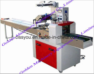 Selling Automatic Horizontal Packing Pillow Snack Packaging Machine pictures & photos